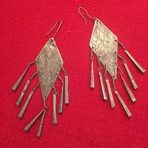 Vintage Silver 925 earring